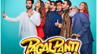 Pagalpanti Movie Review: A film so funny that it urges you to Rip your Hair Off!