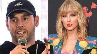 After Receiving Death Threats in a Feud With Taylor Swift, Scooter Braun Asks For Peace