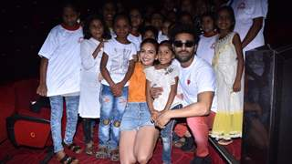 Pulkit- Kriti are Winning Hearts with their Kind Act for NGO kids