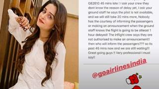 Dipika K Ibrahim Bashes Airlines For Unprofessional Behaviour
