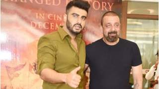 Arjun Kapoor Reveals a Major Tragedy that Connected him with Sanjay Dutt!