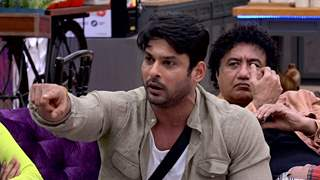 Sidharth Shukla Gets Punished by Bigg Boss; Nominated For 2 Weeks