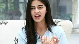 Ananya Panday opens up about her Bollywood Journey!