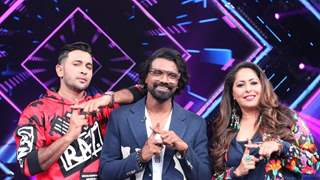 Terence Lewis Joins Geeta Kapur in Dance+5!