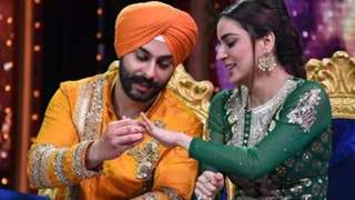 Shraddha Arya Denies Engagement With Alam Makkar
