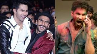 Shahid Lost Cool when Ranveer Won and he was Denied an Award; Varun had to handle the situation