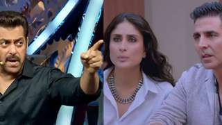 Salman's Classy Reply about Akshay- Kareena's Good Newwz Shut everyone's Mouth