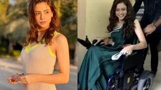 Kasautii Zindagii Kay: Aamna Sharif Suffers Ankle Injury