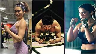 Look Up To These Actors For Your 'Stay Fit' New Year Resolution!