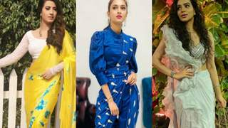 Let Anita, Erica, Kanika And More Help You With Sarees In 2020