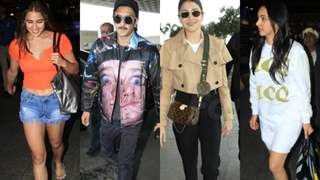 Style Hits And Misses from the Airport this week