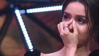 Shraddha Kapoor Cried Inconsolably; Broke Down when Padmini's Video was played