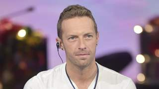 Chris Martin Reveals Embarrassing Story About Daughter, Apple