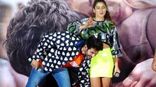 Kartik Touched Sara's Feet at Love Aaj Kal Trailer Launch, after she said…