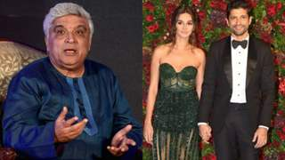 "Farhan's father Javed Akhtar Clueless about Marriage with Shibani, says ""He has Never Told Me"""