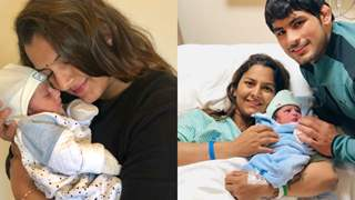 Geeta Phogat Reveals the Name of Her Son!
