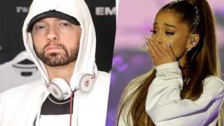 Eminem Slammed For Insensitive Lyric About Ariana Grande & Manchester Bombing
