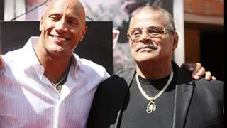 Dwayne 'The Rock' Johnson Mourns The Death of Father, Rocky Johnson