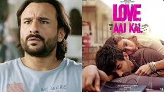 Saif Ali Khan reacts to Love Aaj Kal Trailer; He does not seem to be Impressed!