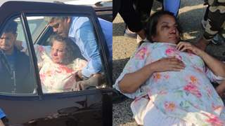 Shabana Azmi in a Critical State; Injured in a Deadly Accident on Mumbai-Pune Expressway