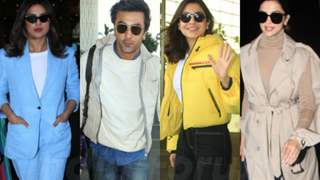 Style Hits and Misses from Mumbai airport this week