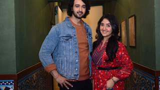 Ashnoor Kaur feels nostalgic meeting Sourabh Raaj Jain on Patiala Babes