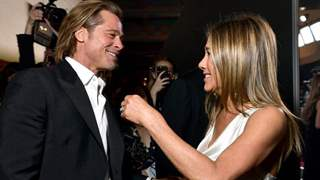 Jennifer Aniston Opens Up on Brad Pitt Watching Her Get The Award Backstage