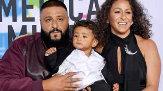 DJ Khaled & Wife Welcome Their Second Child Together