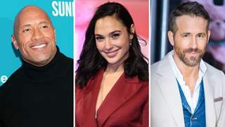 Dwayne Johnson, Gal Gadot & Ryan Reynolds Start Shooting For Netflix' Red Notice!