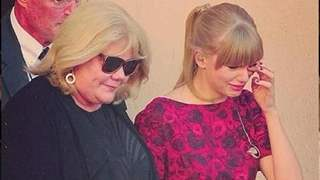 Taylor Swift Reveals Mom is Diagnosed With Brain Tumor