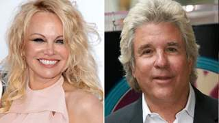 Pamela Anderson Secretly Marries Jon Peters in a Closed Malibu Ceremony