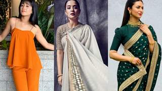 Let Shivangi, Jennifer, Kratika & More Inspire Your Tricolor Style