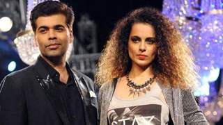 Kangana puts an end to her Bad Blood with Karan Johar and his Nepotism!