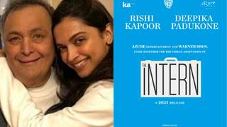Deepika Announces her Next on Twitter! Collaborates with Rishi Kapoor