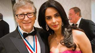 Mallika Sherawat Meets Bill Gates; Stands up for Women Empowerment!