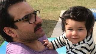 Taimur is a Bully at Home, 'Will Kick and Headbang You' reveals Saif Ali Khan