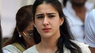 Sara Ali Khan reveals Feeling Pressured for being Saif and Amrita's daughter!