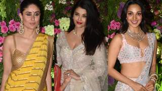 Who Wore What at Armaan Jain's big Bollywood wedding