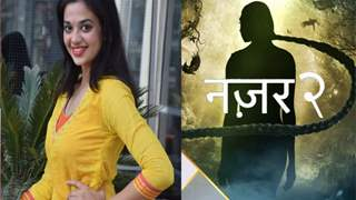 'Gathbandan' Leading Lady Shruti Sharma To Play The Protagonist in 'Nazar 2'