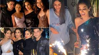 Malaika Arora,Nushrat, Rakul Preet, Dia Mirza and others Party Hard at Sophie Choudry's Birthday Bash; Inside Pics and Videos