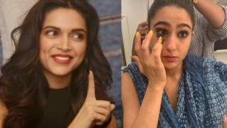 Sara used to Sneak into Deepika's Greenroom and Mess with her Lip-Glosses and Make-Up Kits on the Sets of Love Aaj Kal