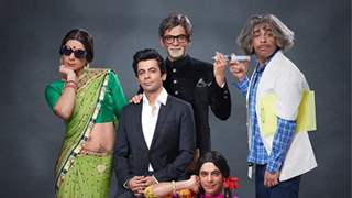 Sunil Grover Sends Everyone Into Awe With a Photoshoot of All His Memorable Characters