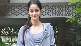 Ananya Panday Overwhelmed with a Special Surprise from a Fan! Details Below