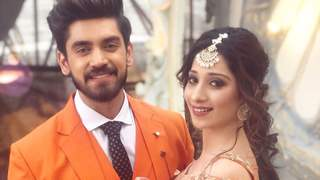 Vrushika & Avinash Give us A Lowdown About Their Music Video, Nazar Mila