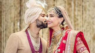 Sonam and Anand did not have a Baarat at their Wedding, and the Reason will Impress you!