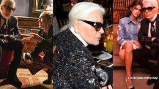 From Gigi Hadid, Kris Jenner to Choupette (The Cat): How Karl Lagerfeld Was Remembered on First Death Anniversary!