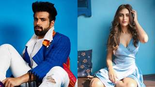 Rithvik Dhanjani & Krystle D'Souza come together for a Special Performance!