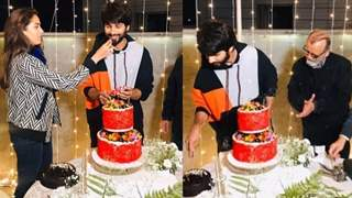 Shahid Kapoor's 39th birthday bash. Informal yet joyful!!
