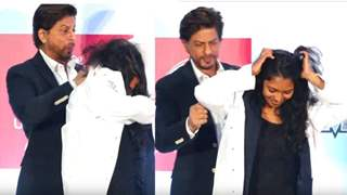 Netizens Can't Stop Showering Love on Shah Rukh Khan and the Reason will Melt your Heart: Video Below