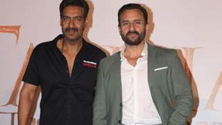 Ajay Rubbishes rumors of Fallout with Saif Ali Khan!